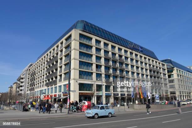 Hotel Radisson Blu KarlLiebknechtStrasse Mitte Berlin Deutschland
