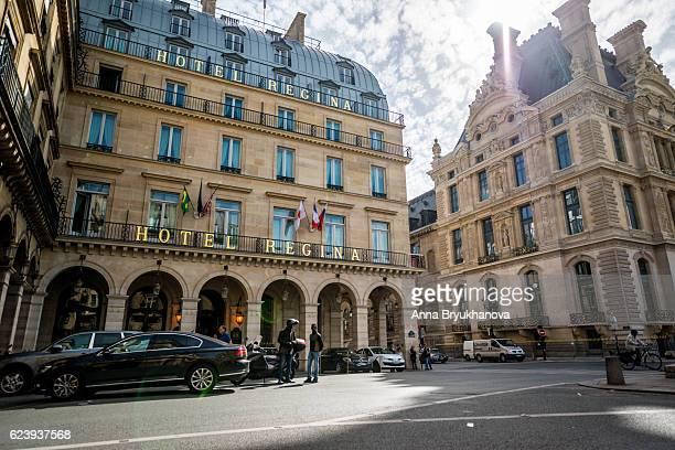 Hotel Regina, Paris, France