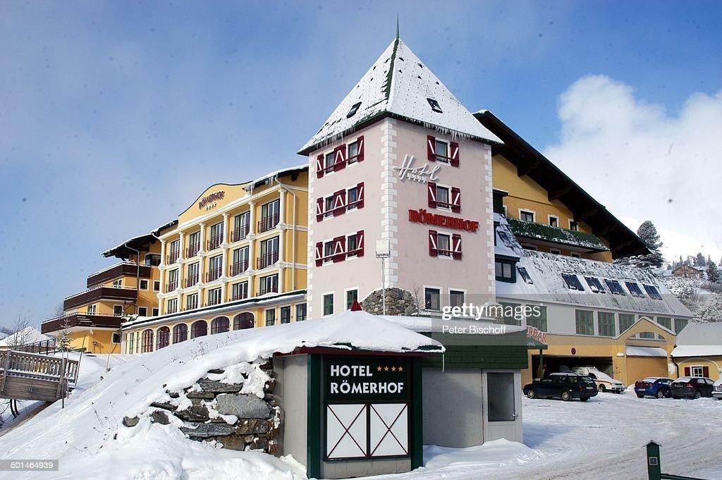 hotel römerhof obertauern