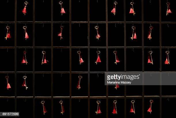 Hotel Room keys