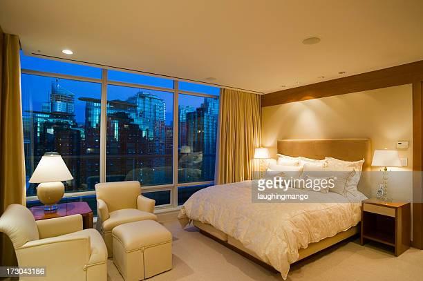 hotel room vancouver british columbia canada