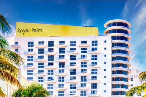 Hotel Royal Palm in Miami Beach, Miami, USA