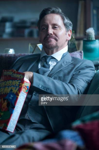THE MAGICIANS 'Hotel Spa Potions' Episode 202 Pictured Charles Mesure as The Beast