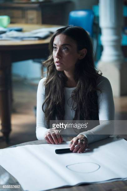 THE MAGICIANS Hotel Spa Potions Episode 202 Pictured Stella Maeve as Julia