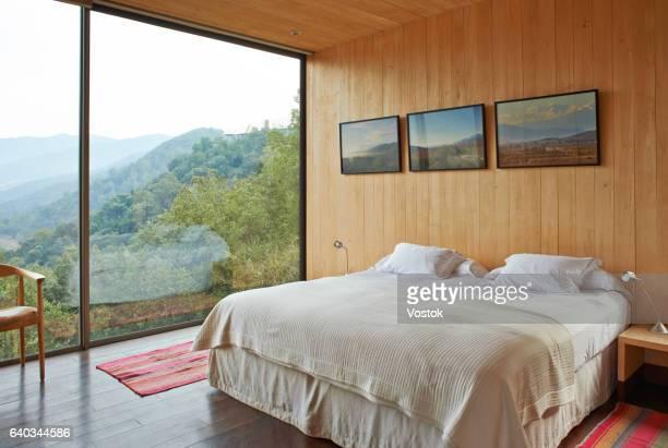 hotel suite in the vineyards in chile - cena não urbana imagens e fotografias de stock