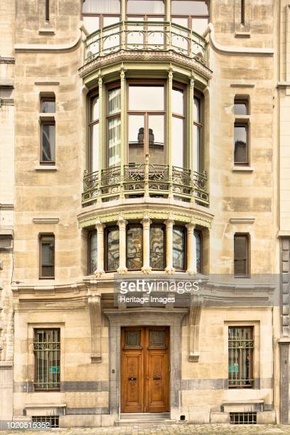 Hotel Tassel Rue Paul Emile Janson Victor Horta architect 1893