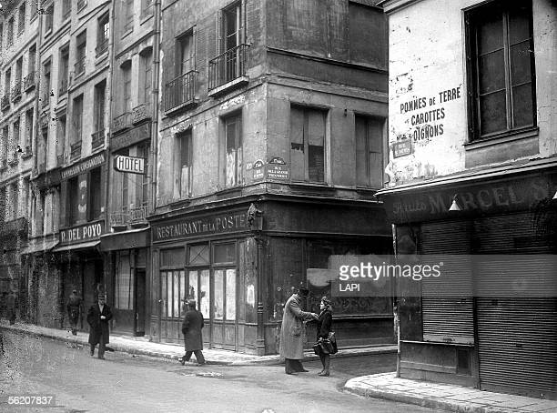 Brothels france stock photos and pictures getty images for Salon prostitution paris