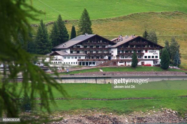 Hotel Vernagt Schnals im Schnalstal Urlaub Sommer Italien Italienische Republik italienisch Repubblica Italiana Italia / Suedtirol