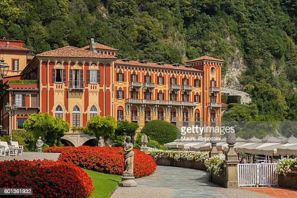 Hotel Villa d´Este at Cernobbio, Lake Como, Italy.