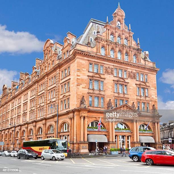 Hotel Waldorf Astoria, Edinburgh, Scotland, United Kingdom.