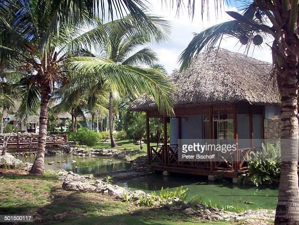 HotelAnlage La Romana Dominikanische Republik Karibik Palmen Reise BB CD PNr 068/2007