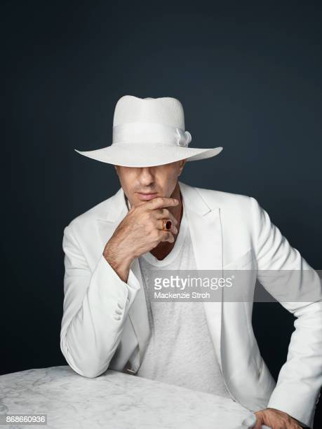 Hotelier Alan Faena is photographed for Vanity Fair Magazine on November 29 2016 at Art Basel in Miami Florida PUBLISHED IMAGE