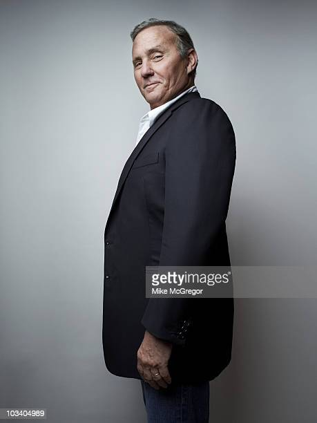 Hotelier and CEO and founder of Ian Schrager Company Ian Schrager is photographed for Bloomberg BusinessWeek PUBLISHED IMAGE
