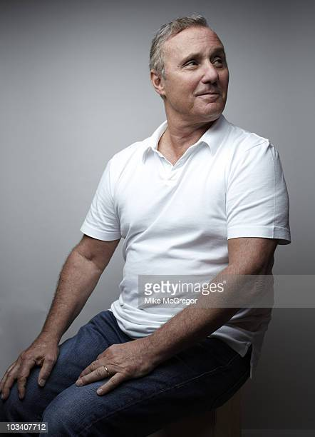 Hotelier and CEO and founder of Ian Schrager Company Ian Schrager is photographed for Bloomberg BusinessWeek