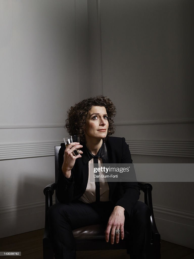 Hotelier and tv presenter Alex Polizzi is photographed for ES magazine on December 22, 2011 in London, England.