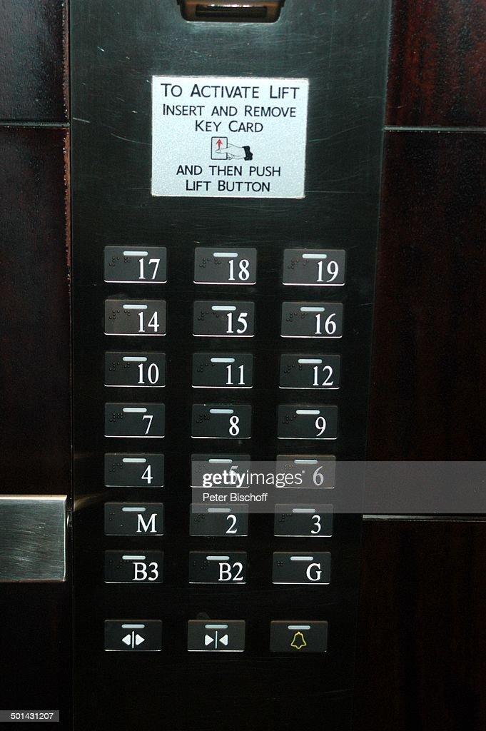 Aberglaube Unglück hotel lift aus aberglauben kein 13 stockwerk kapstadt südafrika