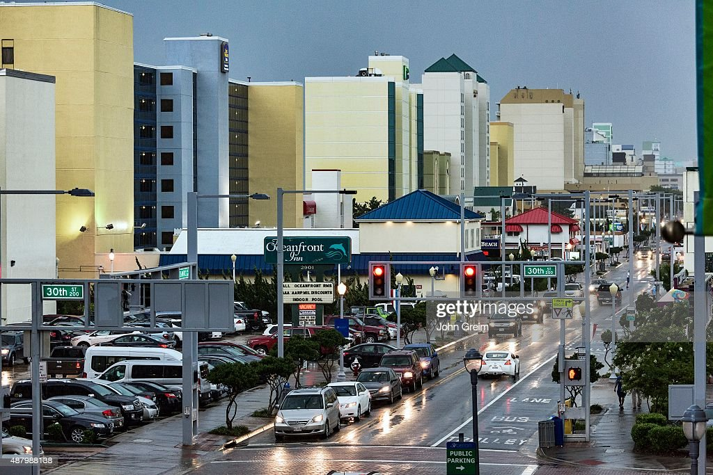 Hotels Along Atlantic Avenue In Virginia Beach