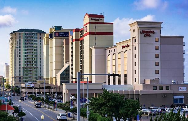 Hotels Along Atlantic Avenue