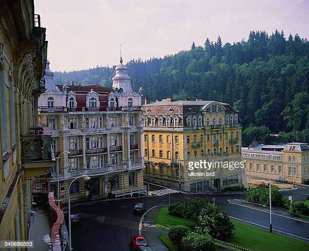 Hotels am Goetheplatz 1992
