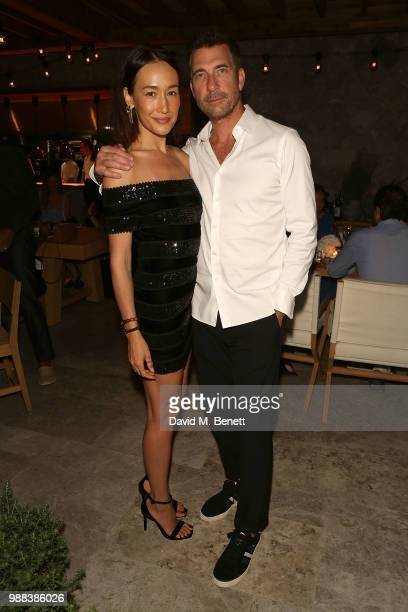 Hotels introduces its fifth property The Bodrum EDITION Margaret Quigley and Dylan McDermott attend the second day of the weekendÕs festival of events