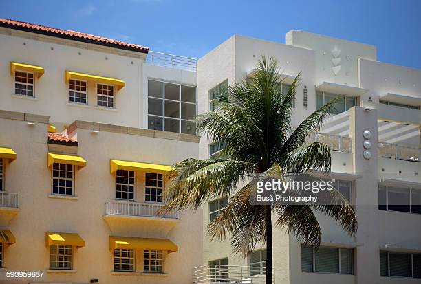 Hotels of the Art Deco District, South beach