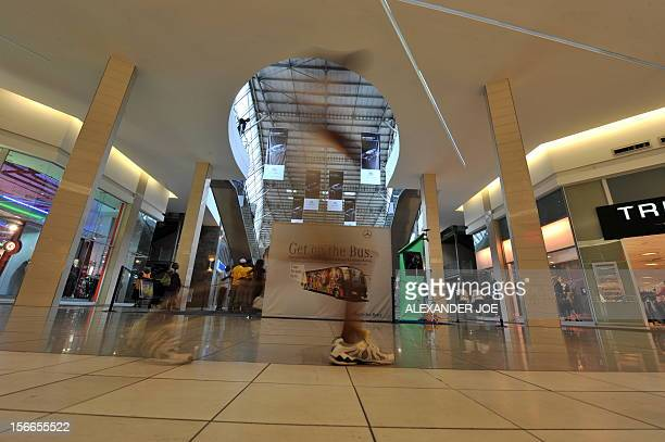 Hotels shopping malls come to South Africa's changing Soweto by Tabelo Timse Soweto residents shop at Maponya Mall in Soweto on March 19 2010 This is...