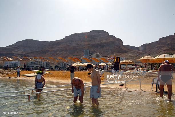HotelStrand Totes Meer Israel Naher Osten Asien Wüste Reise BB DIG PNr 610/2008
