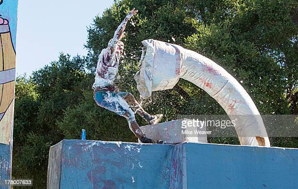 WIPEOUT 'Hotties vs Nerds 30' Back by popular demand it's time for an all new edition of hotties vs nerds on ABC's 'Wipeout' THURSDAY SEPTEMBER 12...