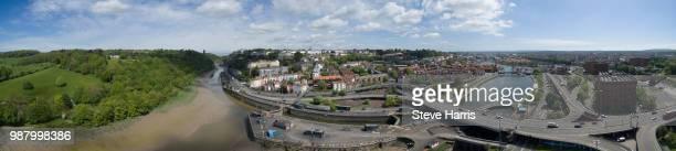Hotwells Panorama, Bristol