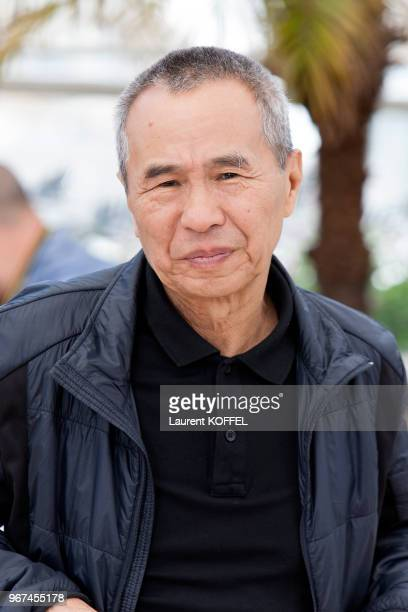 Hou HsiaoHsien lors du photocall du film 'The Assassin' pendant le 68eme Festival du Film Annuel au Palais des Festivals le 21 mai 2015 Cannes France