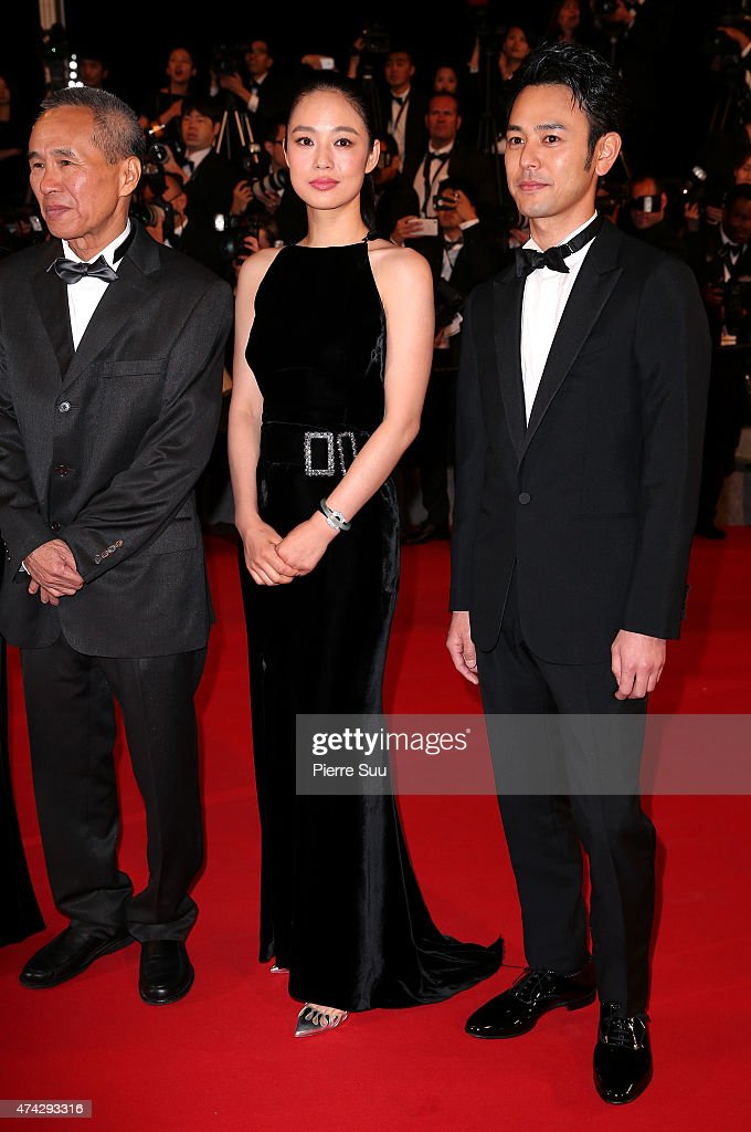 """""""Nie Yinniang"""" Premiere - The 68th Annual Cannes Film Festival : News Photo"""