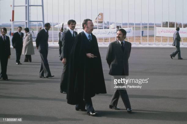 Houari Boumediene et Abdelaziz Bouteflika