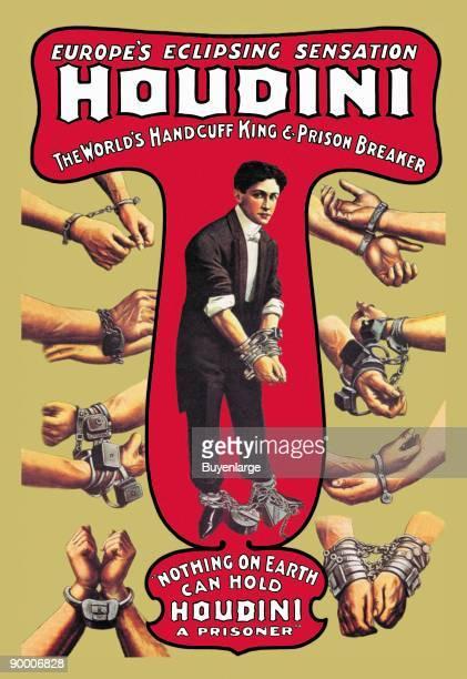 Houdini The World's Handcuff King and Prison Breaker