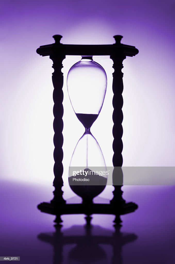 Hour glass : Stock Photo