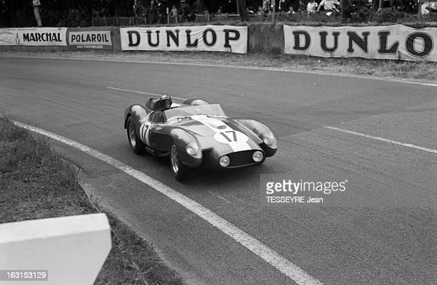 21 / 22 juin 1959 / Vainqueurs Shelby Salvatori sur Aston Martin n°5 / Maurice Trintignant n°6