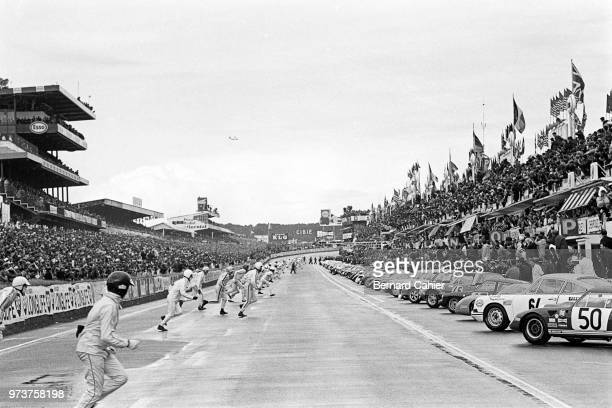 Hours of Le Mans, Le Mans, 29 September 1968.