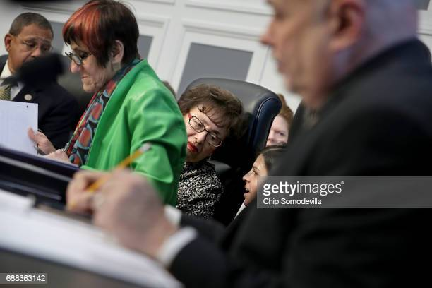 House Agriculture Rural Development Food and Drug Administration and Related Agencies Subcommittee members Rep Sanford Bishop Rep Rosa DeLauro and...