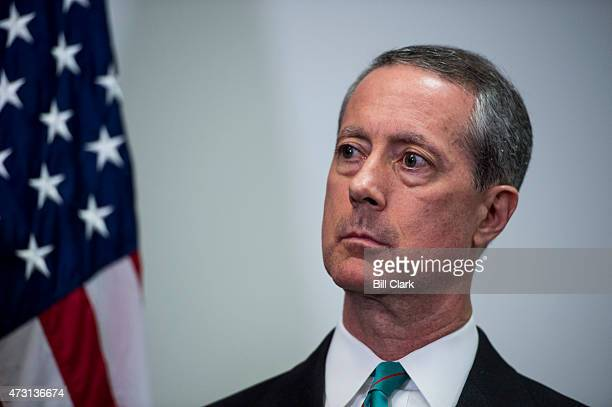 House Armed Services chairman Mac Thornberry, R-Texas, participates in the House Republican Conference leadership media availability in the Capitol...
