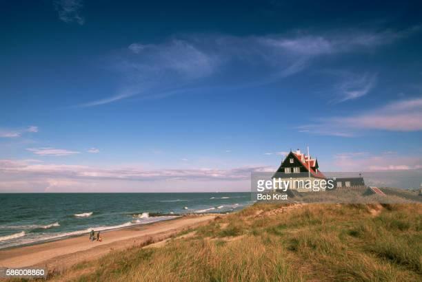 House at Danish Beach