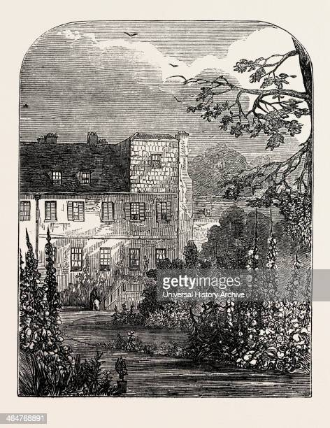 House At Highgate In Which Coleridge The Poet Died 1858