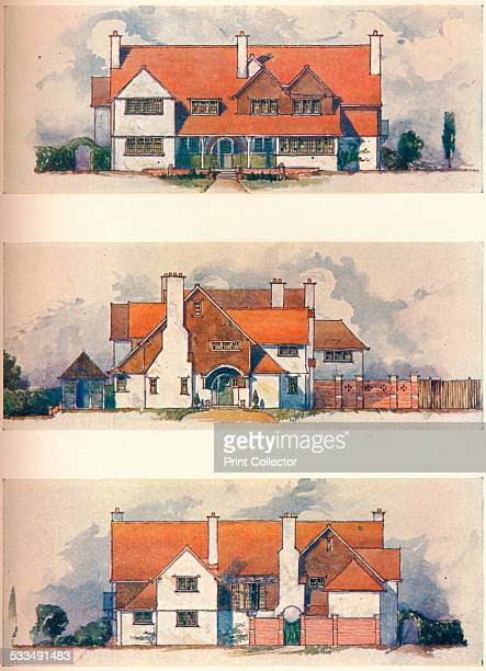House at the Garden City Letchworth c1906 Letchworth officially Letchworth Garden City is a town in Hertfordshire England As one of the world's first...