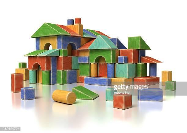 ハウスビルディングブロック