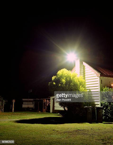house bush light - stadium lights stock pictures, royalty-free photos & images