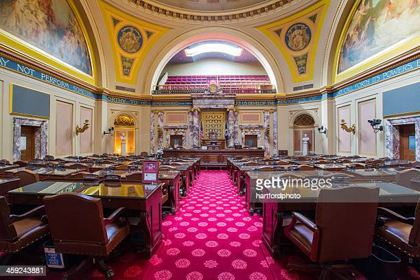 House Chamber in St. Paul, MN