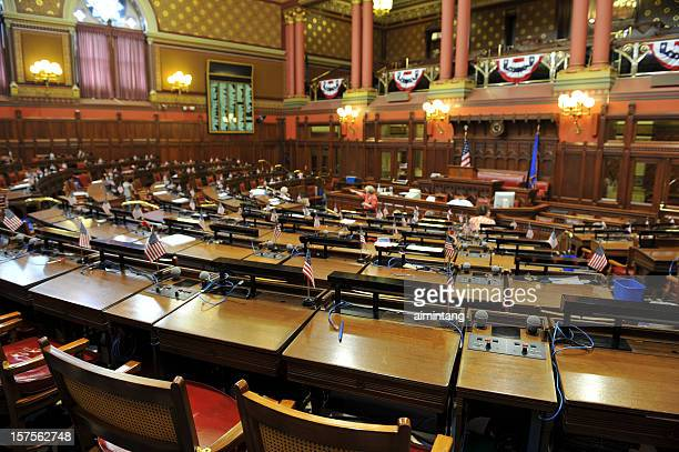 house chamber - house of representatives stock pictures, royalty-free photos & images