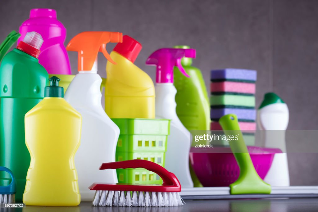 House cleaning. : Stock Photo