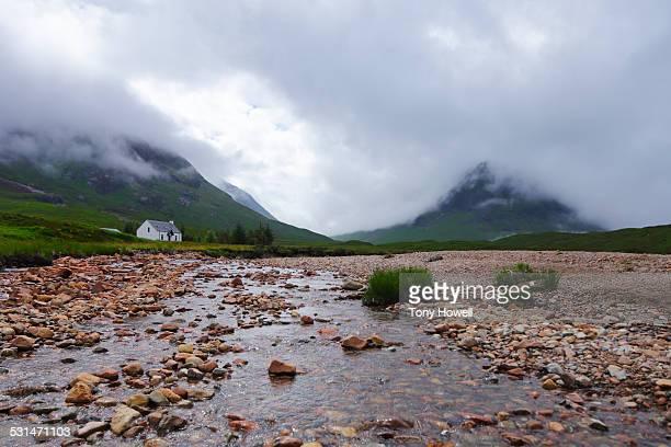 House, Cloud, Glencoe