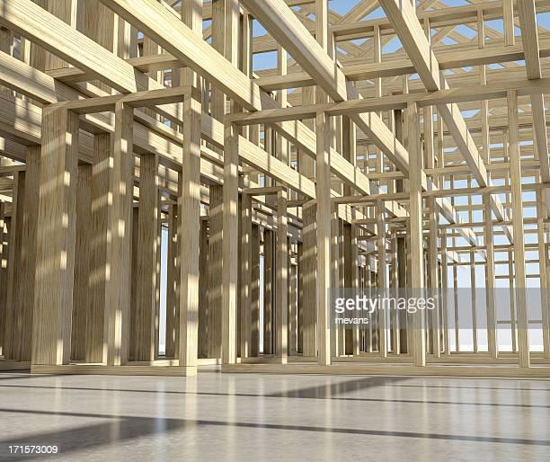 Haus-Konstruktion