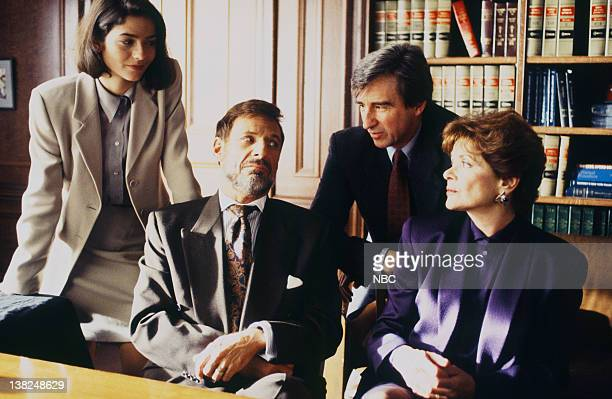 LAW ORDER House Counsel Episode 10 Air Date Pictured Jill Hennessey as ADA Claire Kincaid Ron Leibman as Mark Paul Kopell Sam Waterston as Executive...