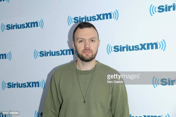 House DJ and producer Chris Lake visits SiriusXM Studios on December 1 2017 in New York City
